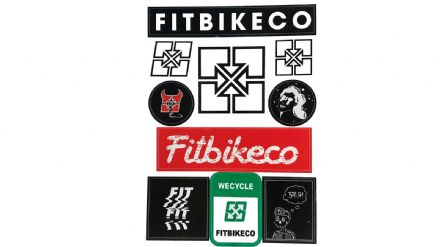 FIT Sticker Sheet 6x4